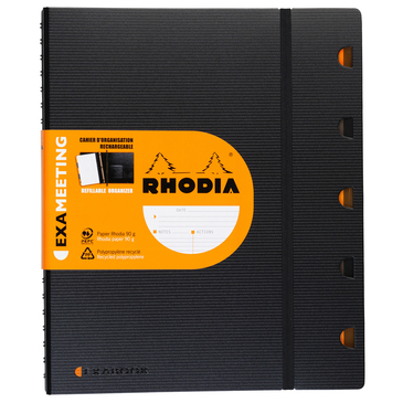 ExaMeeting Book Rhodia RI A5+ 160p
